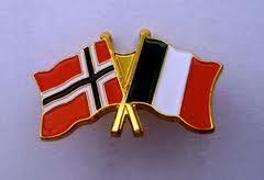 Norvegia Italia