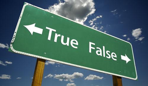 bugie e verità