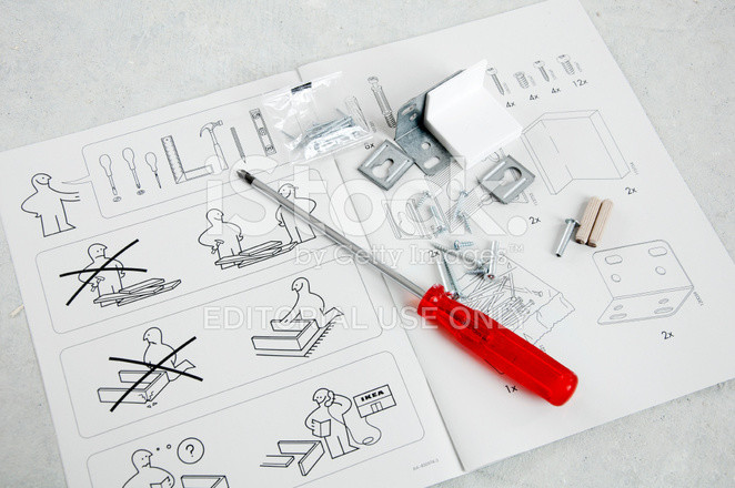 18067595-ikea-instruction-manual-with-screwdriver-and-screws