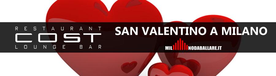 Cost Milano San Valentino 2019