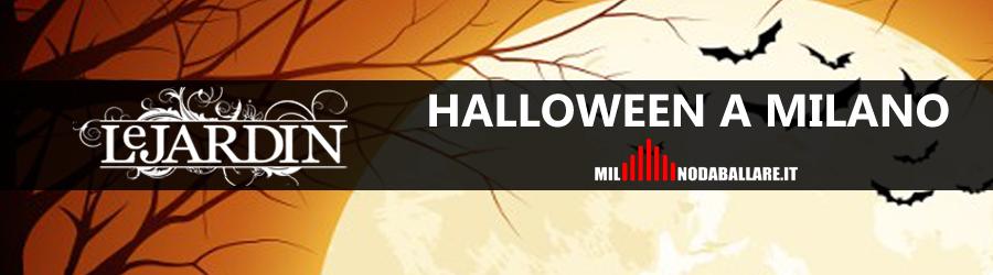 Le Jardin Milano Halloween