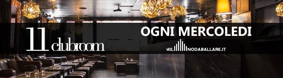 Eleven 11 Clubroom Milano Ogni Mercoledì