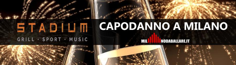 Stadium Milano Capodanno 2019