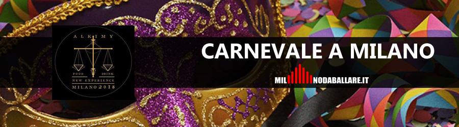 Alkimy Milano Carnevale 2019
