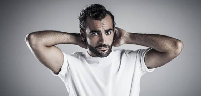 Marco Mengoni live in Piazza Duomo