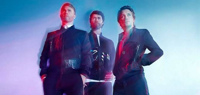 I Take That live al Forum