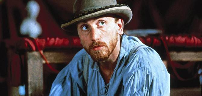 Tim Roth è Van Gogh in