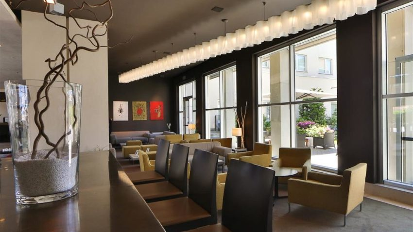 Lounge Bar Hotel Le Favaglie