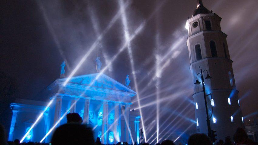 Capodanno a Vilnius in Lituania