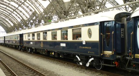 Venice Simplon-Orient-Express, sulle tracce di Leonardo e Michelangelo