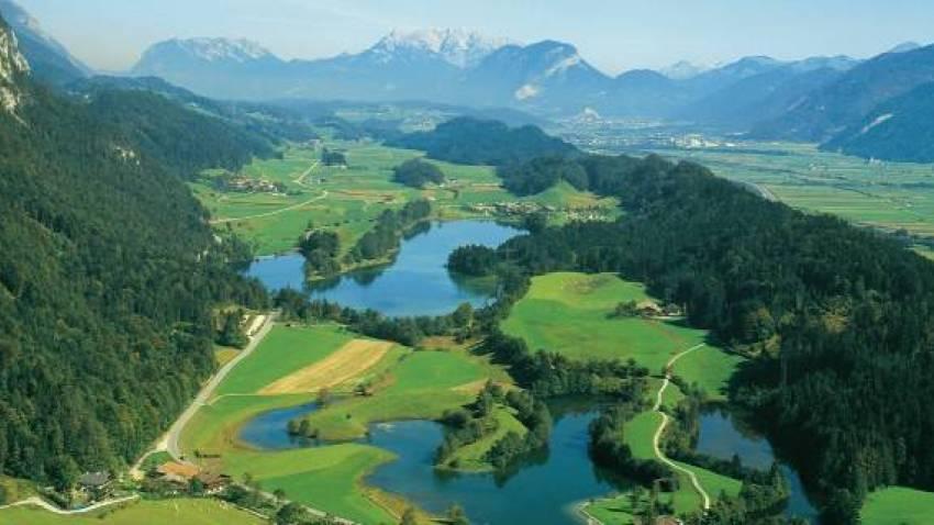 Valle di Alpbach. Gusto Austria