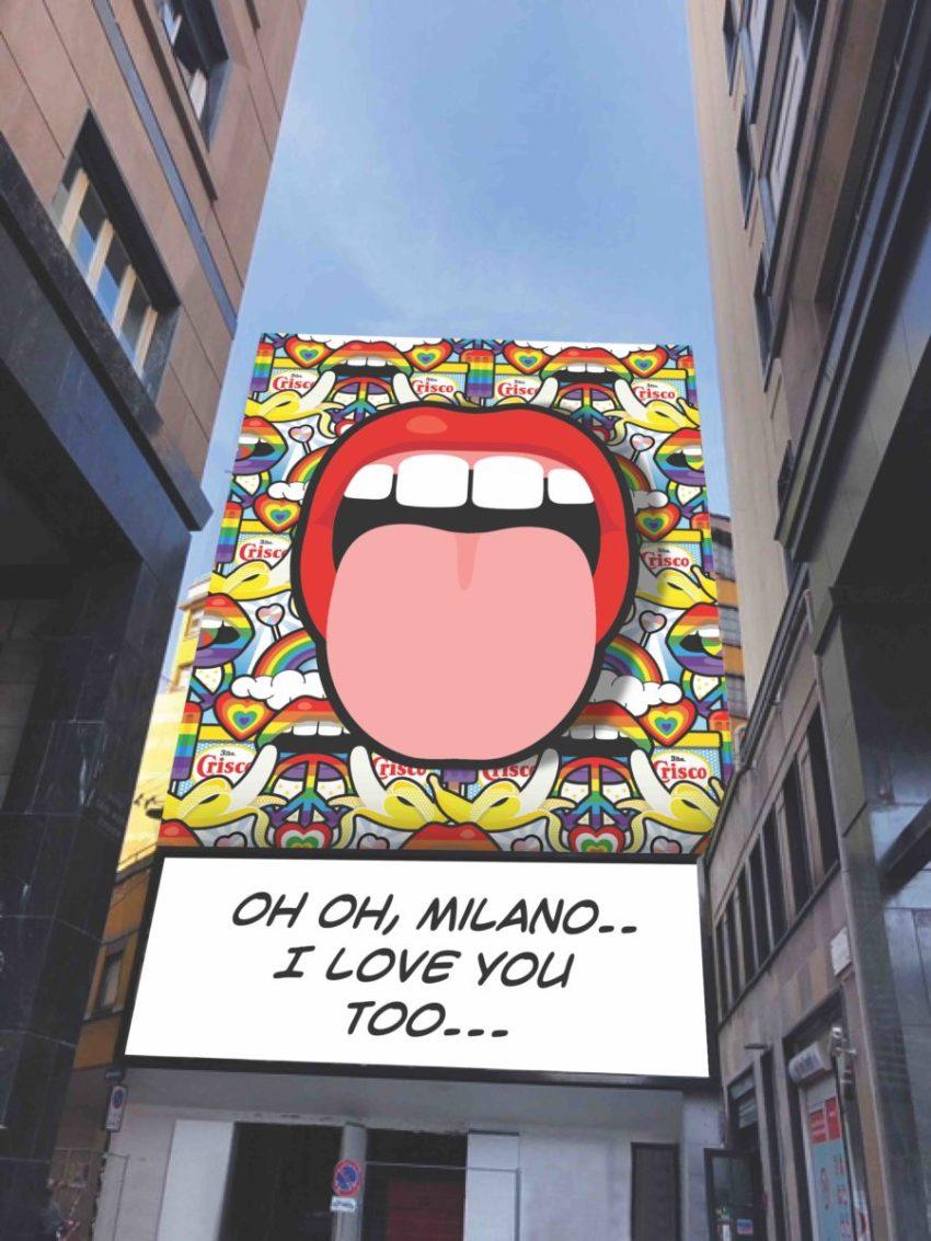 Montenapoleone design experience LOVE YOU TOO Studio Job Garage-Traversi