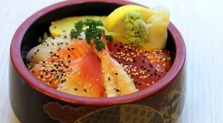 Il compleanno di Poporoya, il primo sushi bar italiano