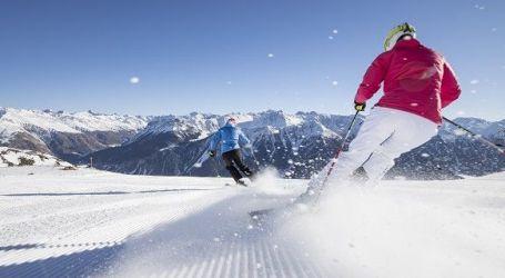 Il paradiso dello sci