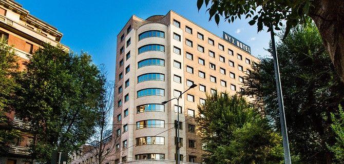NYX Milan. Una nuova idea di ospitalità
