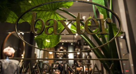 Baxter Bar: comfort, eleganza e freschi cocktail