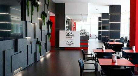 Casa Milan: apre nuovo bistrot a prova di tifoso