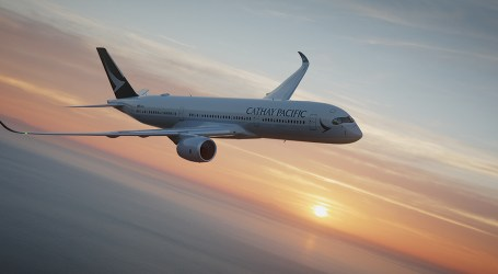 A Hong Kong con Cathay Pacific