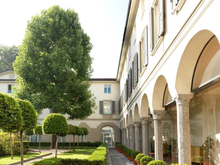 Courtyard, Four Seasons Hotel Milano