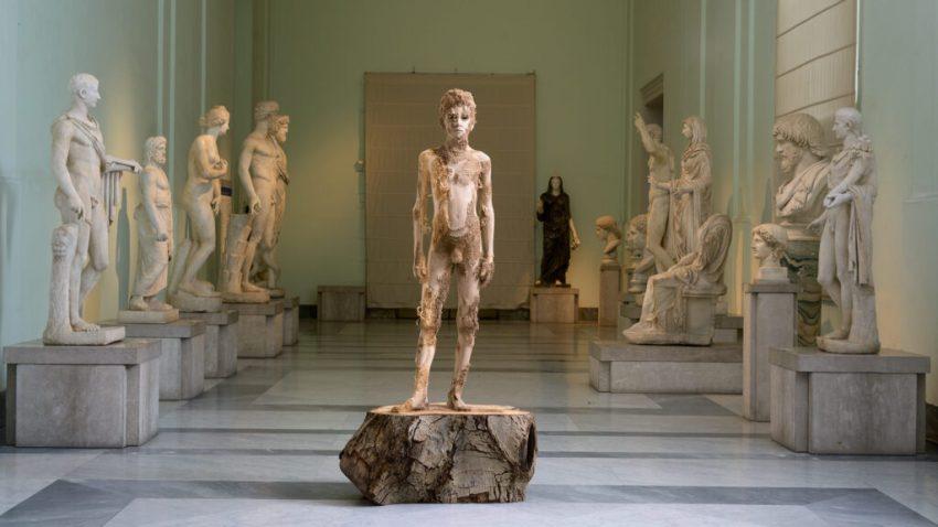 Demetz, museo archeologico Napoli
