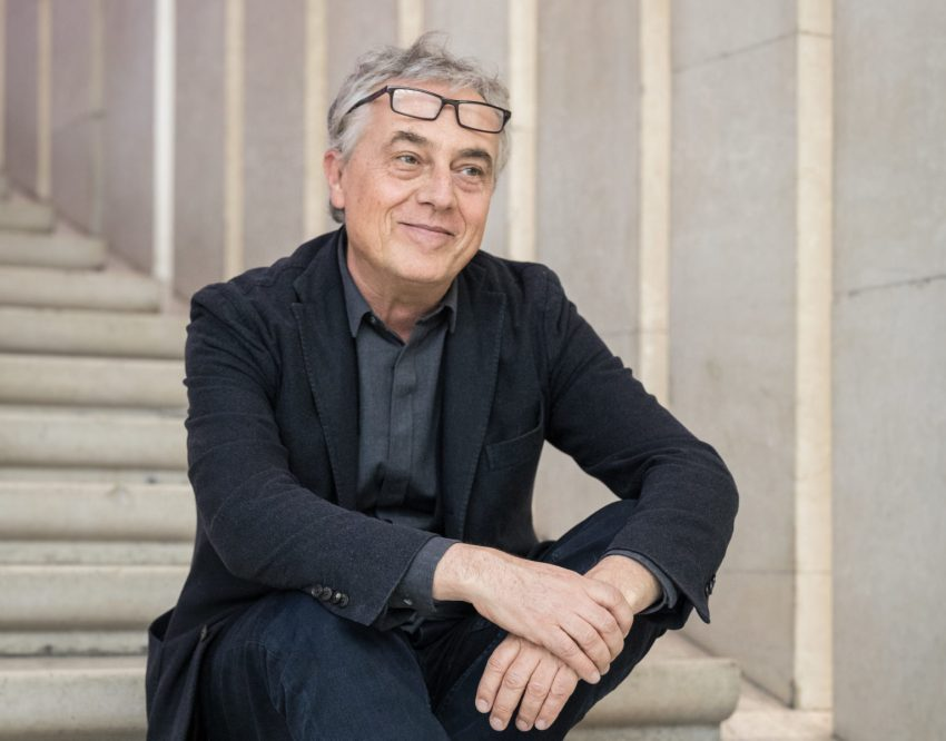 Il Presidente della Triennale Stefano Boeri