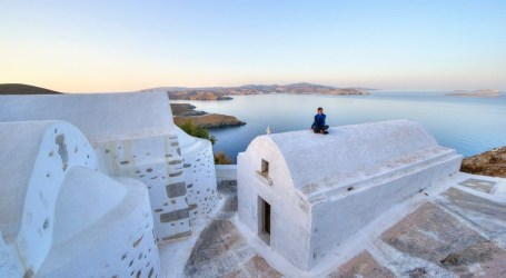 Astypalea, l'anima più autentica della Grecia insulare