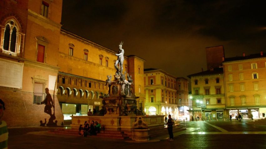 Bologna, il Nettuno