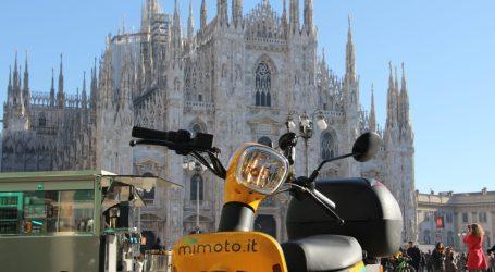 MiMoto, lo scooter sharing più economico di Milano