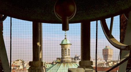 Il Campanile dei sospiri, per ammirare Milano dall'alto