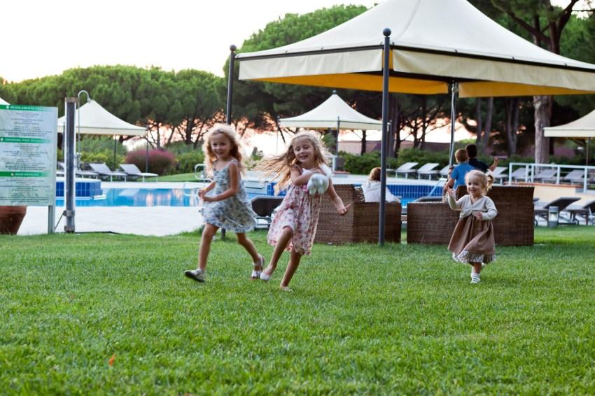 L'hotel per famiglie Golf Hotel Punta Ala