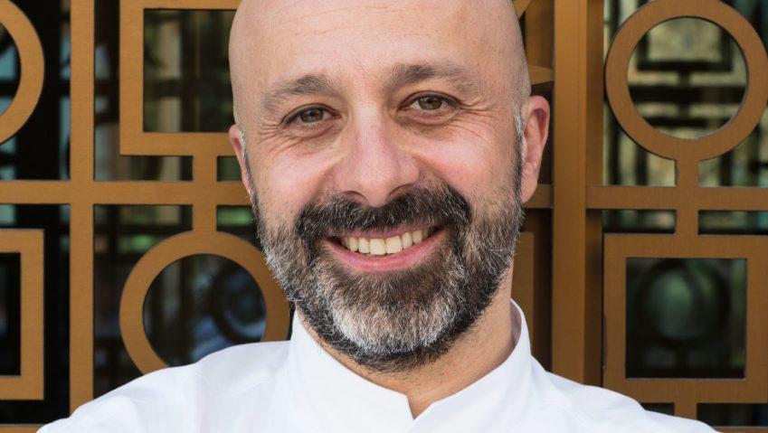 Lo chef abruzzese Niko Romito © David Atlan
