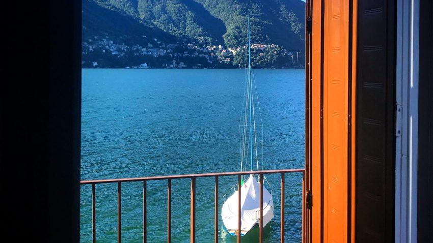 Moltrasio: una finestra sul lago di Como