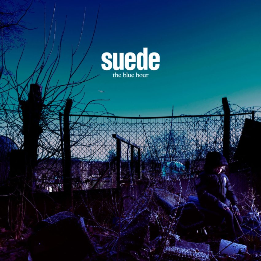 The Blue Hour, cover nuovo album Suede