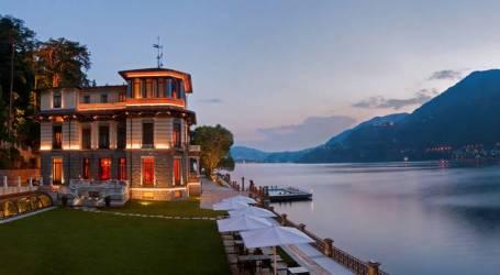 Mandarin Oriental Hotel Groupsbarca sul lago di Como
