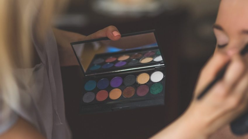 Make up stile country chic