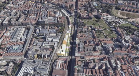 Progetto Scali Ferroviari Milano: il campo agricolo di Porta Genova