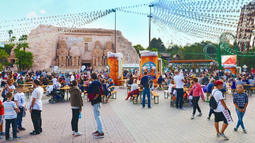Il Gardaland Oktoberfest dell'anno scorso