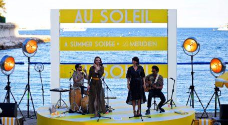 Au Soleil: a Summer Soirée by Le Méridien, il programma che celebra L'Art de Vivre