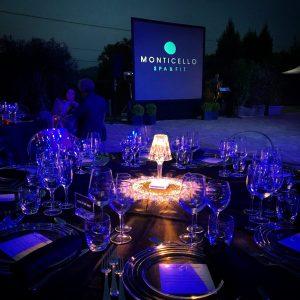 Inaugurazione Monticello Spa