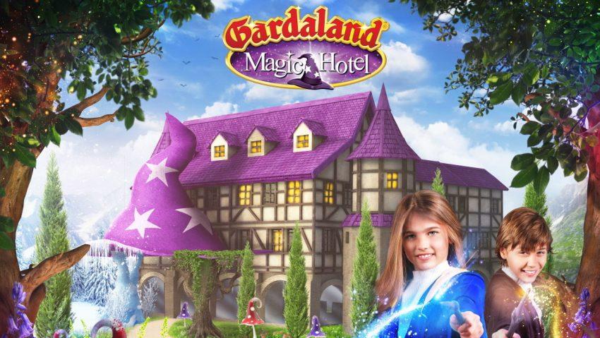 Il Gardaland Magic Hotel sarà pronto a maggio 2019