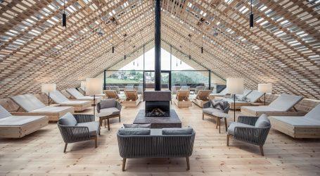 Riapre l'Hotel Lamm, 4 stelle sull'Alpe di Siusi