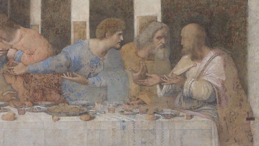 Leonardo da Vinci, l'Ultima Cena, Refettorio Santa Maria delle Grazie