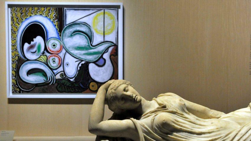 Picasso Metamorfosi, Palazzo Reale
