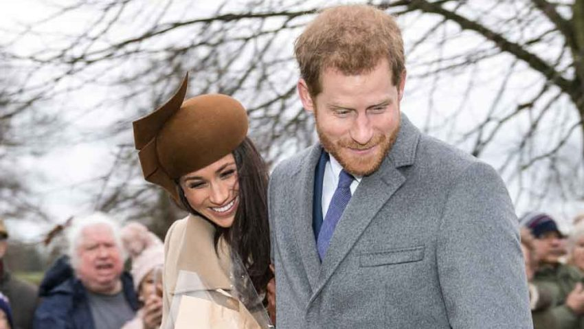 Meghan duchessa di Sussex e il Principe Harry