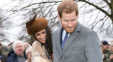 Meghan duchessa di Sussex con Harry in Australia