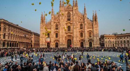 In the name of Africa, l'evento in Piazza Duomo