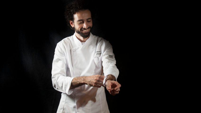 Da poche settimane Franco Aliberti è il nuovo executive chef del ristorante I Tre Cristi Milano