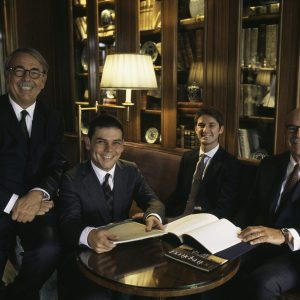 L'Hotel de la Villa di Monza è da 60 anni gestito dai Nardi