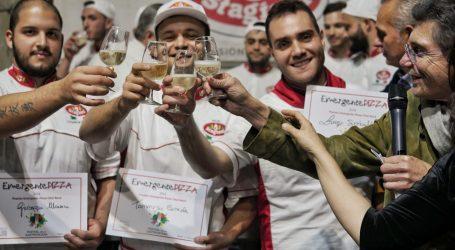Premio Emergente PizzaChef selezione Nord: sul podio Lorenzo Sirabella, Tommaso Correale e Giuseppe Monaco