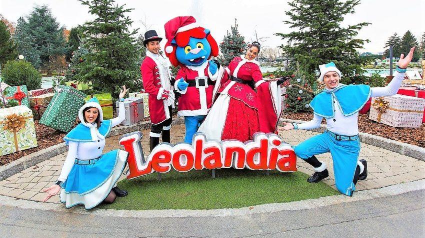 Trascorri il Natale a Leolandia